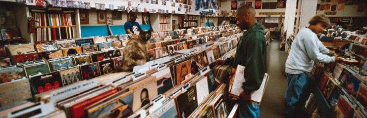 DJ Shadow - Endtroducing http://www.djshadow.com/