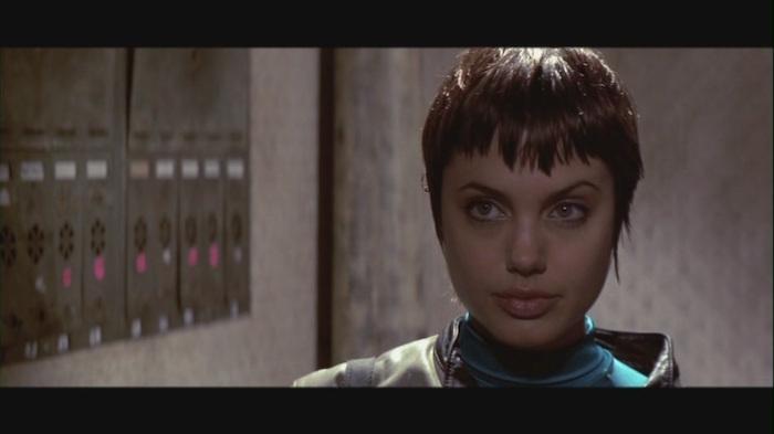"""Angelina Jolie """"Hakerzy"""""""